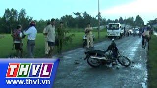 Tai nạn giao thông nghiêm trọng làm 2 người chết