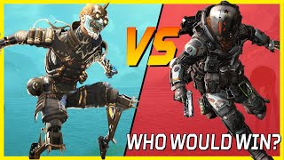 Titanfall Pilots vs Apex Legends - Who Would Win In a Fight? | Apex Legends Lore