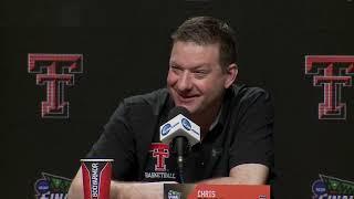Texas Tech Basketball: Press Conference (4.7.2019)