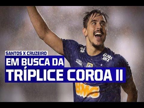 Baixar Santos 3 x 3 Cruzeiro - Narração: Alberto Rodrigues, Rádio Itatiaia 05/11/2014