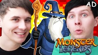 Dan and Phil play MONSTER LEGENDS!