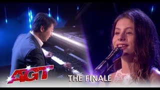 Emanne Beash Collab With World Renowned Pianist Lang Lang| America's Got Talent 2019