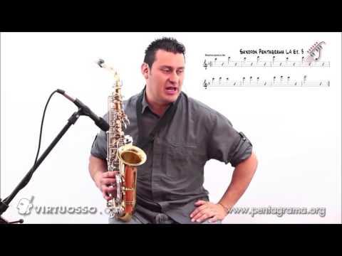 Cómo aprender saxofón, cómo tocar en el registro agudo