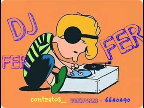 Hasta que salga el sol tu papa MIX DJ FER