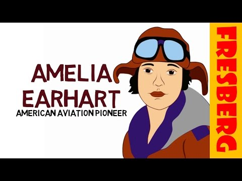 The Mysterious Disappearance Of Amelia Earhart (Amelia Earhart for Kids Biography)