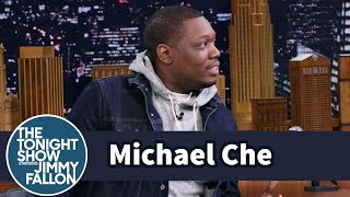 Michael Che Finally Pays Back the $1,000 Tommy Hilfiger Loaned Him