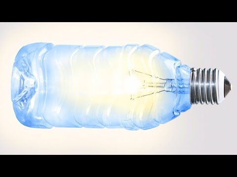 105 ideas / What can be made out of plastic bottle