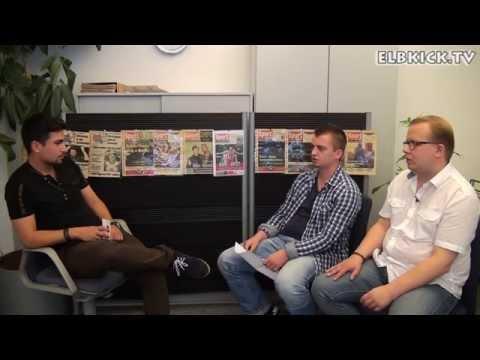 Der Sport Mikrofon-Ausblick Teil 1 (Oberliga Hamburg) | ELBKICK.TV