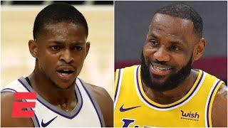 Would LeBron make the Kings championship contenders?   Keyshawn, JWill and Zubin