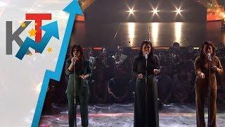 Triple the goosebumps Regine, Jaya and Kyla's powerful vocal treat