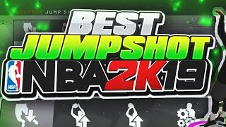 *NEW* FASTEST JUMPSHOT IN THE GAME | BEST JUMPSHOT EVER USED TO REP UP WITH | NBA 2K19!!!