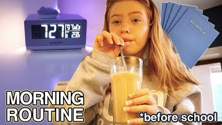My Before School Morning Routine *Realistic Weekday Homeschool Mornings | Ruby Rose UK