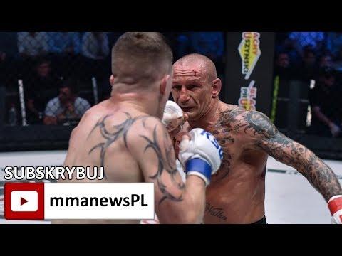 """Łukasz Chlewicki: """"Nadal jestem zawodnikiem KSW."""""""