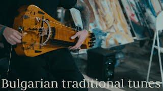 Sheonator Pseak - Poshla si Rada/Siten Kamen. Bulgarian traditional tunes (Hurdy Gurdy)