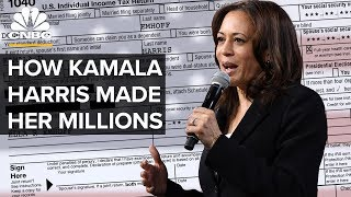 How Kamala Harris Made Her Millions