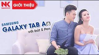 Đông Nhi và Ông Cao Thắng làm hòa nhờ Galaxy Tab 2016 với S Pen - Nguyễn Kim