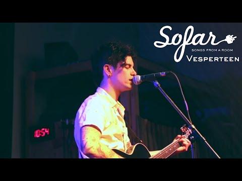 Vesperteen - Inhale and Hold   Sofar Columbus