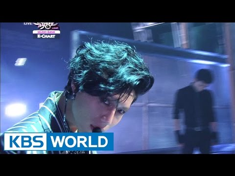 5th Week of August & TAEMIN - 괴도 | Danger (2014.08.29) [Music Bank K-Chart]