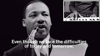 Tribute to Dr. Martin Luther King Jr.