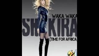 Shakira - waka waka (Audio)