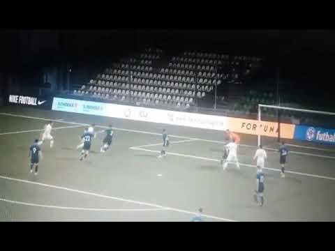 Σλοβακία - Ελλάδα 4-3 Γκολ Λημνιού