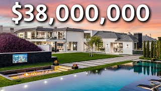Inside the MOST EXPENSIVE Home in Calabasas | Mansion Tour