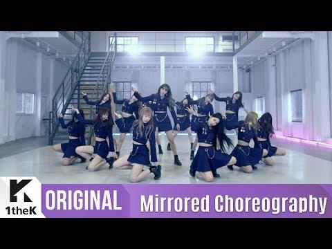 [Mirrored_Dance] WJSN(우주소녀) _ Dreams Come True(꿈꾸는 마음으로)(Reverse Dance(리버스댄스))