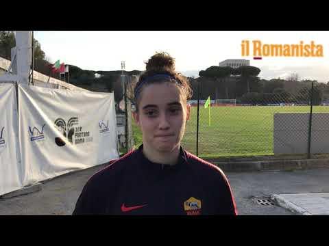VIDEO - Roma Femminile, Soffia:
