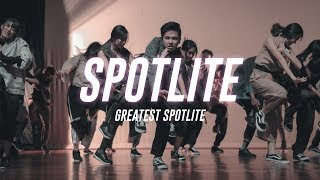 The Greatest Showman   GREATEST SPOTLITE [Official Dance Video]