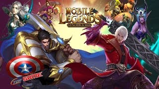 [Topgame] Game mobile giống liên minh huyền thoại 99% | Mobile Legends