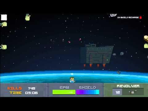 Zombie Portals 1.0 Steam Greenlight Gameplay