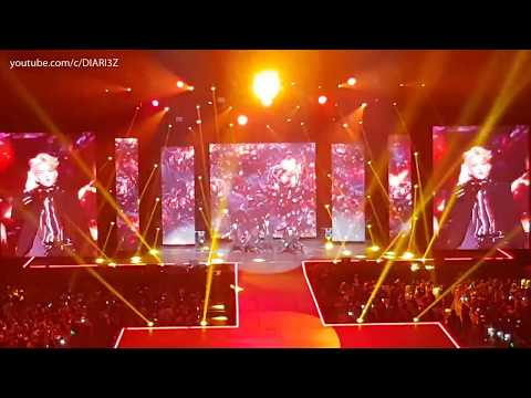 VICTON - Fire (BTS) Cover Special Stage @KCON AUSTRALIA
