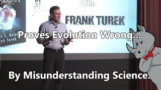 Frank Turek Talks Evolution