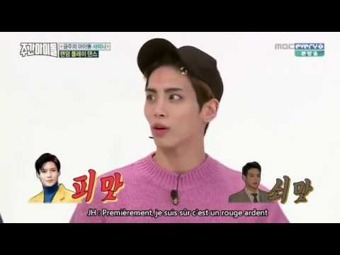 [VOSTFR] Weekly Idol (épisode 272) 161012 - SHINee