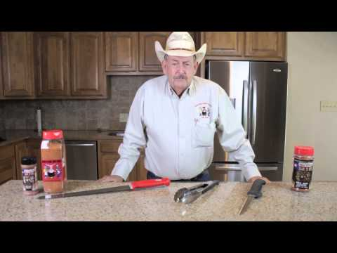 BBQ Cooking Utensils - Texas Brothers Barbecue Dry Rub