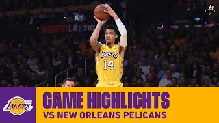 HIGHLIGHTS | Danny Green (25 pts, 5 ast, 5 reb) vs. New Orleans Pelicans