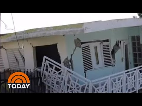 Earthquake Rattles Puerto Rico; At Least 1 Dead | TODAY