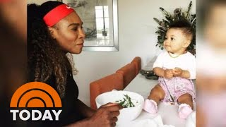 Kathie Lee And Hoda Talk About Serena Williams' Emotional Post: 'No One Can Do It All' | TODAY