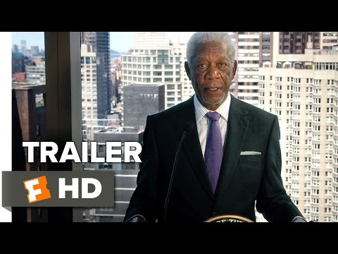 London Has Fallen Official Trailer #2 (2016) - Morgan Freeman, Gerard Butler