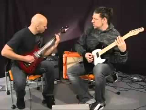 Jim Root , Josh Rand -  Hell & Consequences Guitar (Stone Sour)