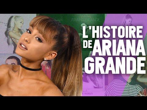 L'HISTOIRE DE ARIANA GRANDE