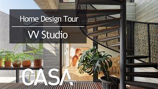 [CASA Indonesia Home Design Tour] VV Studio oleh Sidharta Architect