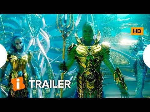 Aquaman | Trailer Dublado