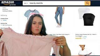 "I Try Amazon's ""Brandy Melville"" Clothing aka Brandy DUPES! FionaFrills"