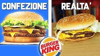 È COME SULLA CONFEZIONE? - Burger King