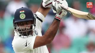 Hyderabad Telugu Cricketer Creates History..