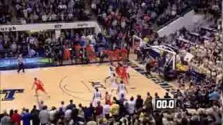 Syracuse's Tyler Ennis Hits Buzzer Beater vs. Pitt - 2/13/2014