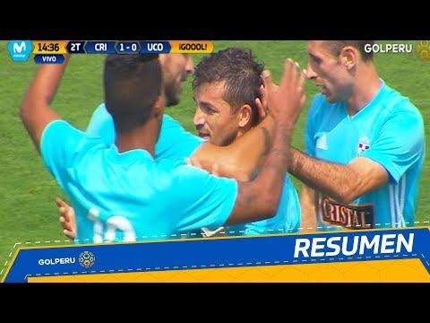 Sporting Cristal vs Union Comercio