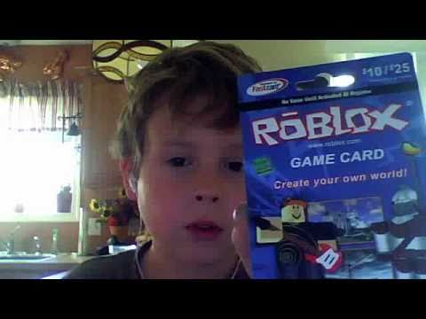 roblox game card - YouTube
