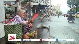 Triết lý đồng tiền của cụ bà 84 tuổi bán bò lá lốt vỉa hè| VTV24